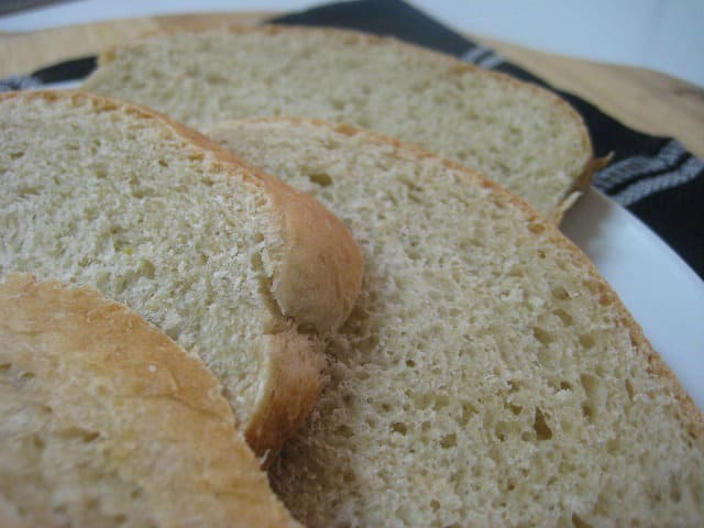 Very Litte Bother Oat Bread 2