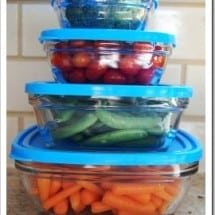 Do You Freeze in Glass? Super Strong Glass Storage {GIVEAWAY-NOW CLOSED} from Mighty Nest