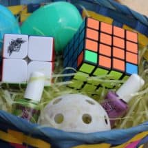 How Do you Make an Easter Basket Without Junk?