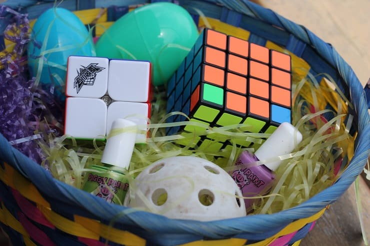 toy ideas for Easter baskets without candy