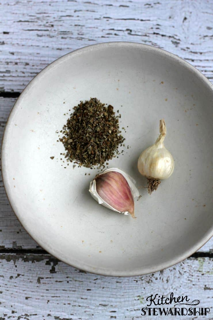Garlic and Mullein for earache and ear infections an inexpensive home remedy that works