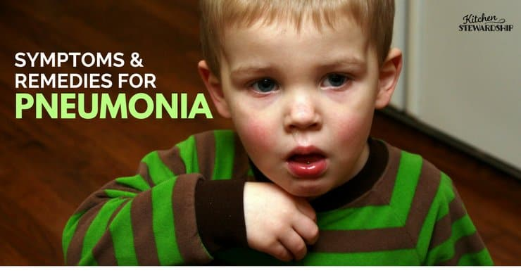 Home Remedies and Natural Treatment for Pneumonia