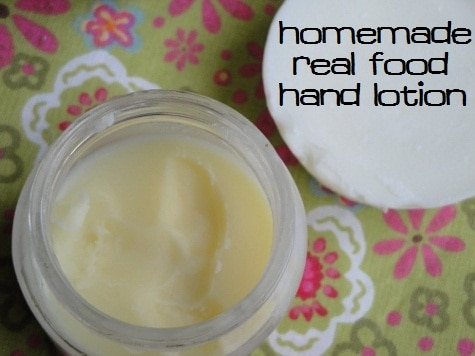 DIY Tallow Balm - natural homemade lotion