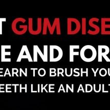 Monday Mission: Learn How to Brush Your Teeth Like an Adult