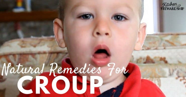 Natural Remedies for Croup In Kids And Babies
