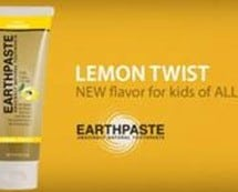 Amazingly Natural Toothpaste–New Kid-Friendly Flavor {GIVEAWAY-NOW CLOSED}