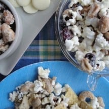 Ethically Traded White Chocolate You can Eat (Recipe: Sweet-n-Salty Snack Mix)
