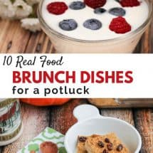 10 Real Food Brunch Dishes to Pass