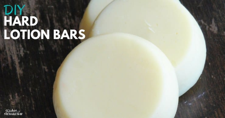 Looking for more DIY health and beauty prodcuts? I've made all the mistakes ahead of time and have the perfect hard lotion and lip balms for you.