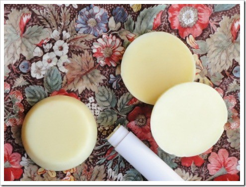 Homemade Natural Hard Lotion Bars and Lip Balm. Learn from our mistakes! Step by step process of how to make homemade hard lotion bars and lip balms, plus a DIY kit so you don't have to chase down all the ingredients.