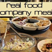 Monday Mission: Share Real Food with Others