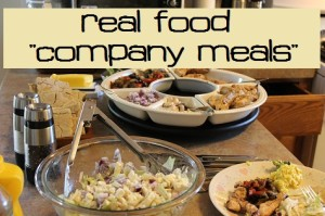 Real Food Company Meals
