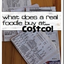 What Does a Real Foodie Buy at…Costco?