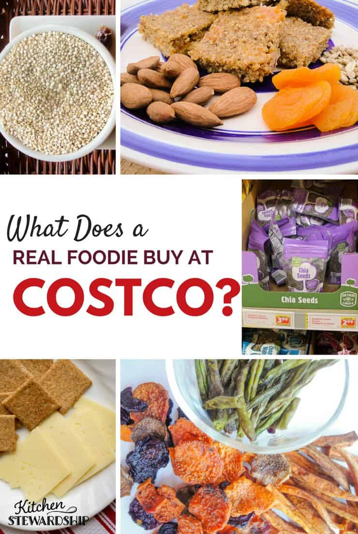 Best Real Food Grocery Purchases at Costco