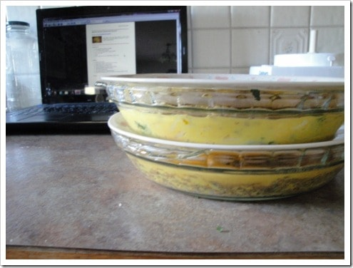 crustless quiche - making pesto asparagus (7) (475x356)