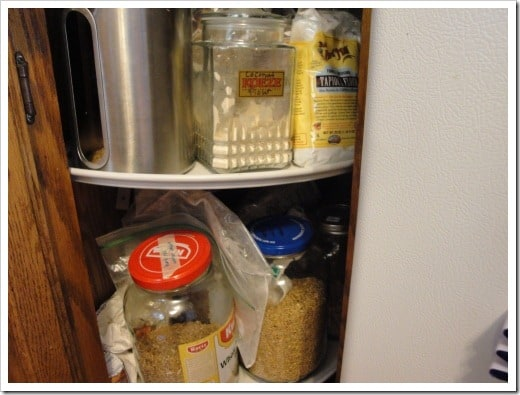 lazy susan bulk food storage (6)