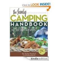Family Camping Handbook on Kindle, Por Nada!