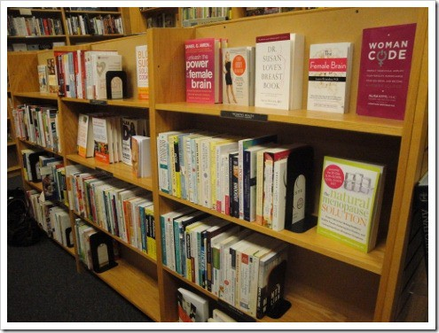 Diet and Nutrition Books in Bookstore