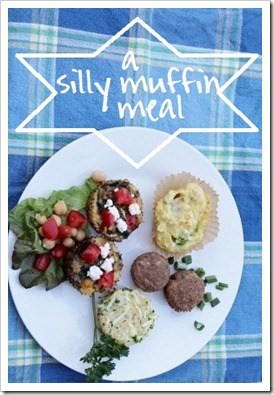 A Silly Muffin Meal