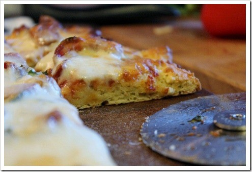 Grain Free Pizza Crust Recipe