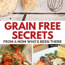 Grain-Free Recipes and Resources (GAPS, etc.)