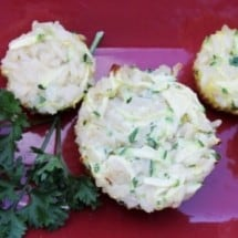Zucchini-Rice Muffins Recipe
