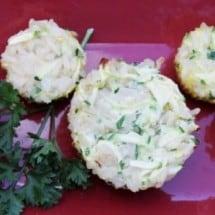 Zucchini-Rice Muffins Recipe