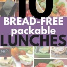 10 bread-free sandwich alternatives
