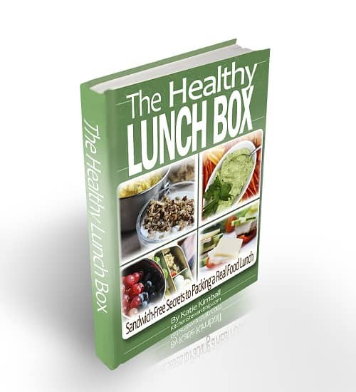 The Healthy Lunch Box eBook by Katie Kimball