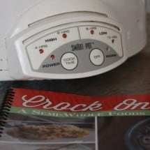 Saved by the Slow Cooker {Cookbook Review}