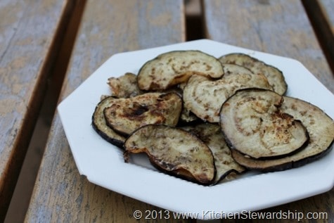 Parmesan Fried Eggplant Recipe