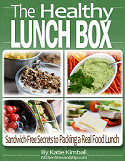 The Healthy Lunch Box Cover Flat