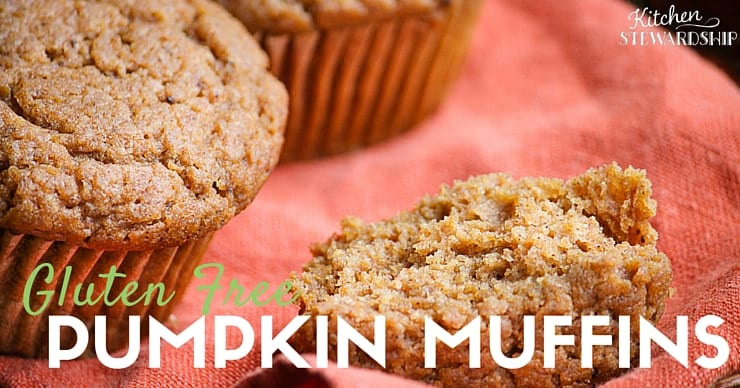 Allergy Free Pumpkin Muffins