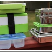 What are you Packing? Bento Style Lunch Box {REVIEW}