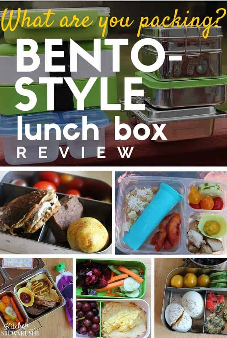 What do you pack your lunches in?Here are 7 different brands, all reviewed. Which Bento Box is the best??