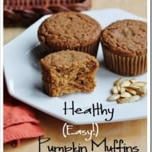 Fall Recipe Connection: Best Gluten-free Pumpkin Muffins (Dairy-free, Egg-free, Corn-free, Soy-free, Nut-free)