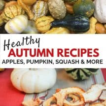 Harvest Time: Autumn Recipes for Every Course