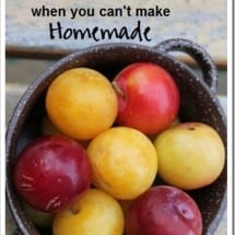 "Healthy School Treat Ideas when You're Not Allowed to Make ""Homemade"""