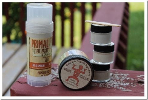 Can extreme armpit stink and body odor mean you're detoxing through your armpits? Could be - your 'pits want to get rid of toxins one way or another, and sometimes, that just stinks. Primal Pit Paste natural deodorant is a great one to buy when you can't DIY