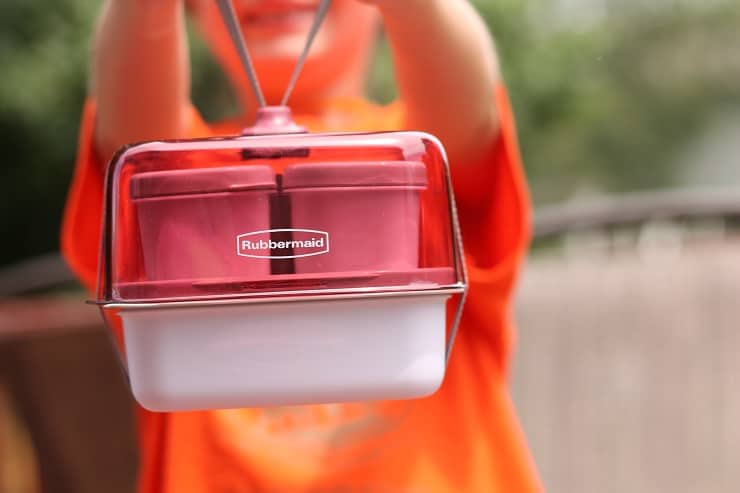 Rubbermaid Fasten+go