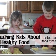 Monday Mission: Teach Kids How to Eat