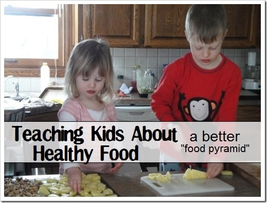 Teaching Kids About Healthy Food