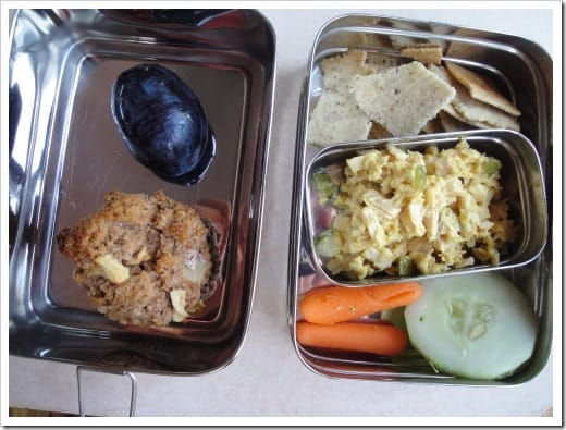 ecolunchgear lunch example egg salad