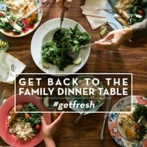 #getfresh and Connect Kids to Real Food