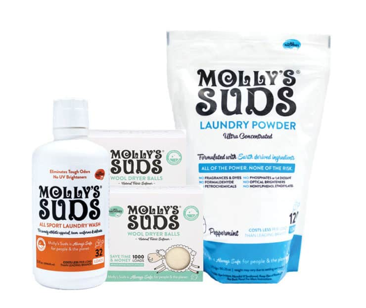 natural laundry soap molly's suds