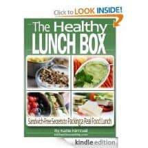 The Healthy Lunch Box 99c Sale on Kindle