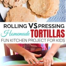 Homemade Tortilla Race: (Wo)Man vs. Machine