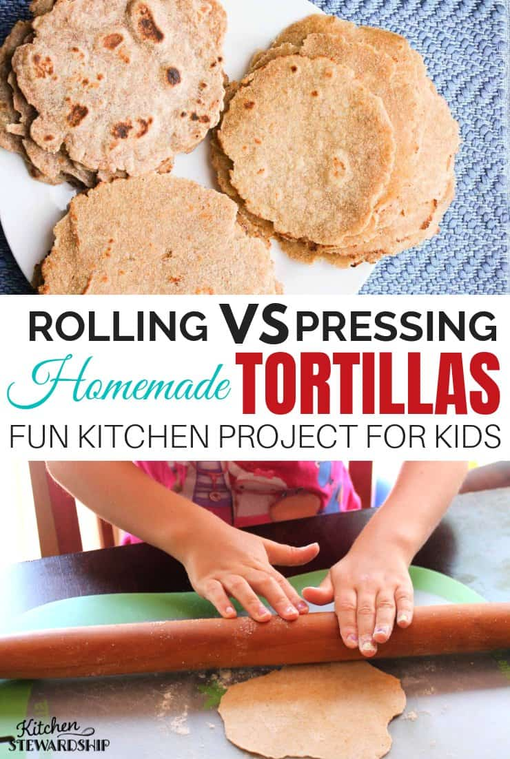 Homemade Tortilla Race: (Wo)Man vs. Machine