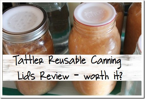 Tattler Reusable Canning Lids Review