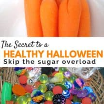 The Secret to Having a Healthy Halloween